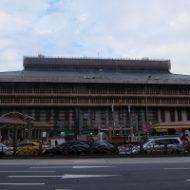 台北駅の外観