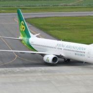 春秋航空日本の機体