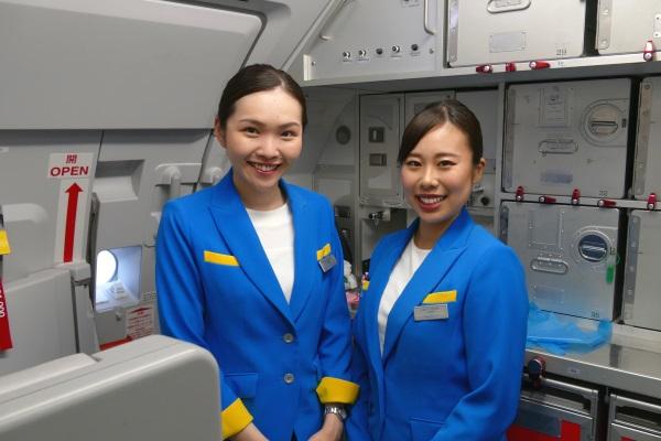 成田~台北~ホーチミン線に新規就航したバニラエア