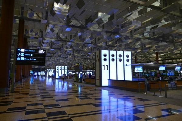 チャンギ国際空港の第3ターミナル