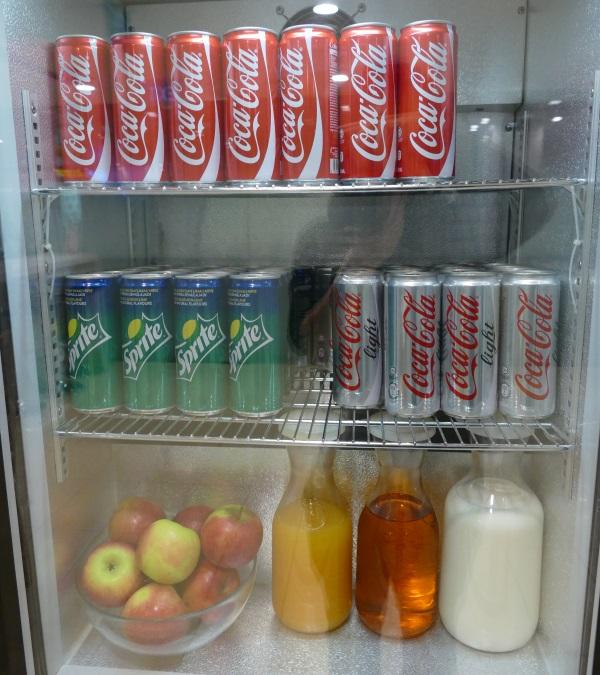 チャンギ国際空港第3ターミナルにある「THE HAVEN」で無料で飲めるドリンク類