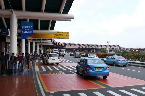スカルノ・ハッタ国際空港の第2ターミナル