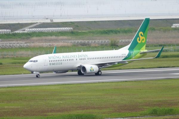 春秋航空日本(Spring Japan)の機体