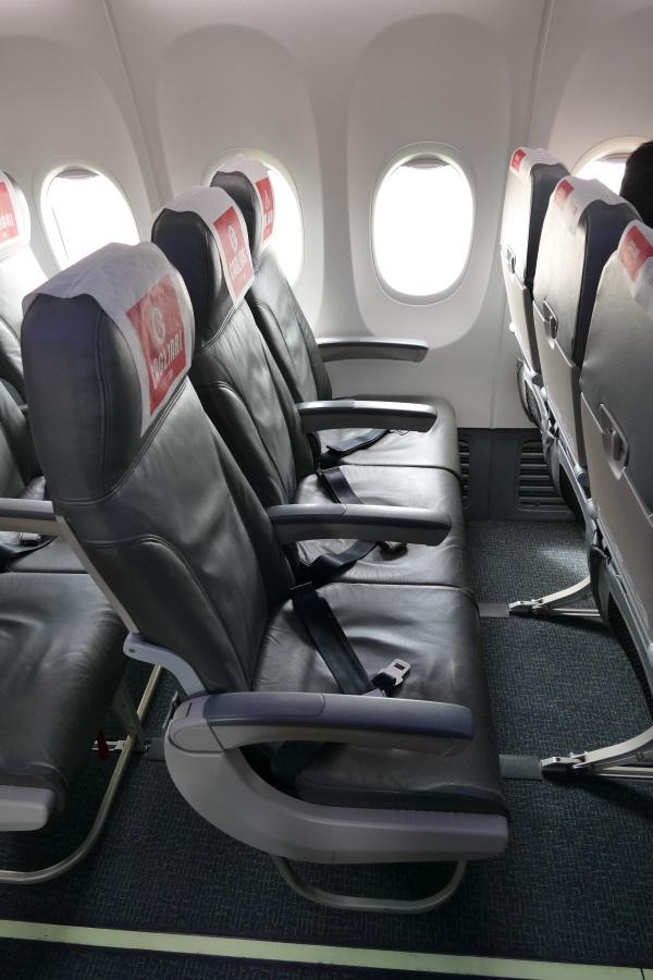 春秋航空日本の標準座席
