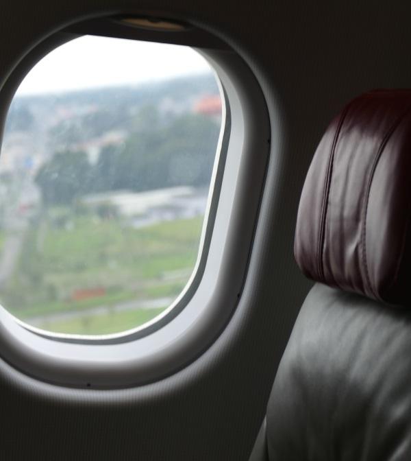 午前9時30分 タイエアアジアXのXJ601便が離陸