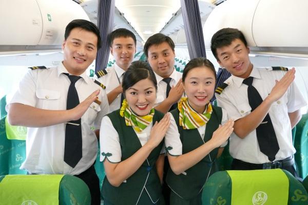 春秋航空の名古屋~上海便を取材