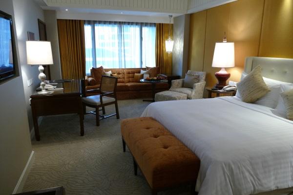 アナンタラ・サイアム・バンコク・ホテルの「プレミア・ルーム」