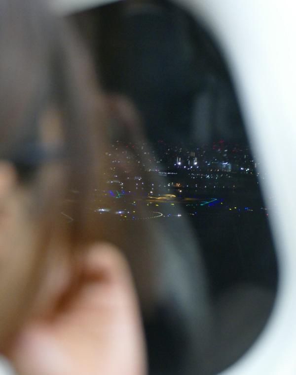 午前2時36分 MM1079便の初便が羽田を離陸