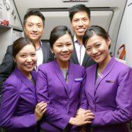 香港エクスプレスの客室乗務員