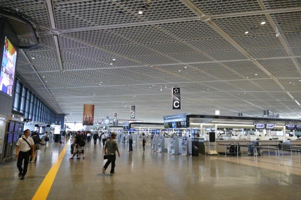 成田空港第1ターミナル南ウイング