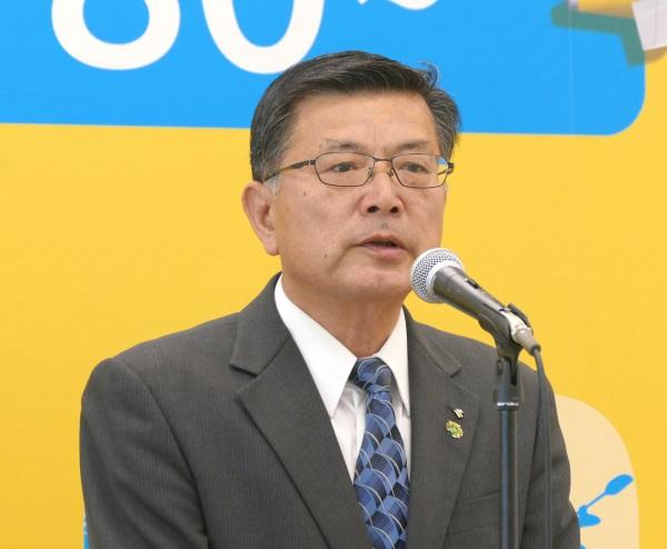 鹿児島県大阪事務所所長の南 重秋氏