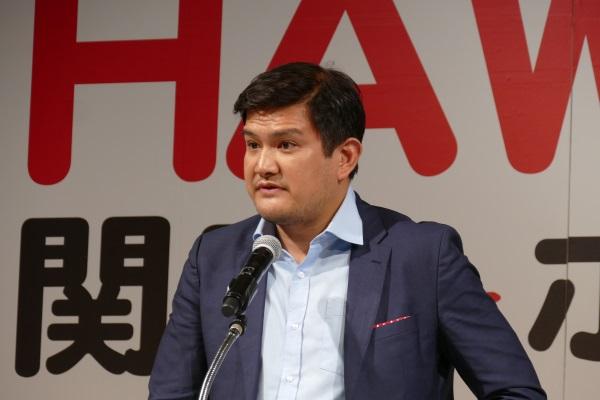エアアジアX CEOのベンジャミン・イスマイル氏
