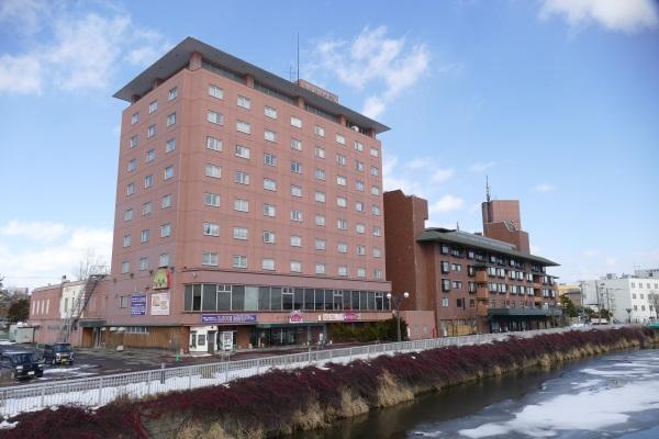 湯の川温泉エリアにある「湯の川観光ホテル祥苑」