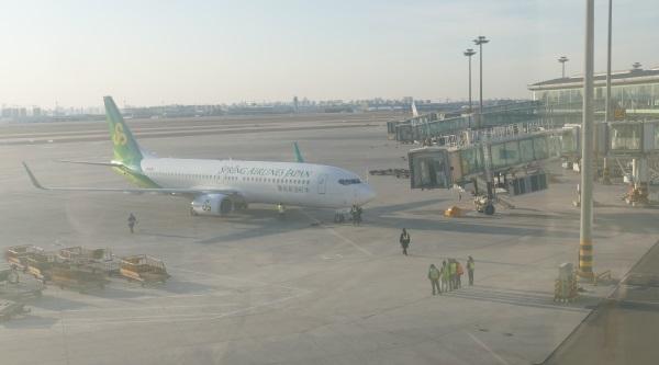 LCC「春秋航空日本」に乗って中国・天津へ