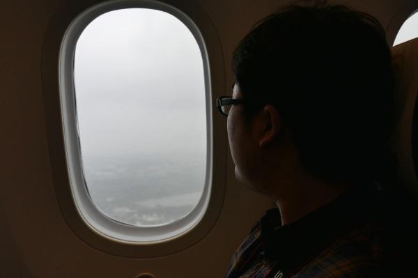初めての海外・台湾に想いを馳せるガルマックス猶木さん