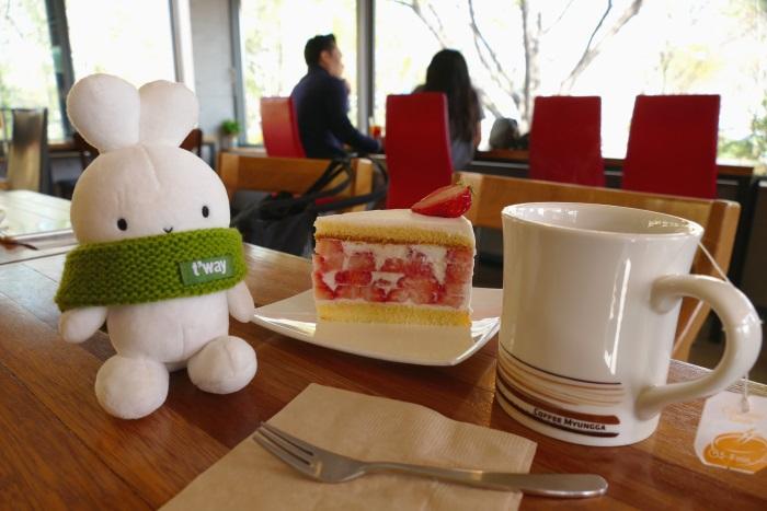 韓国の人気カフェチェーン「珈琲名家」(COFFEE MYUNGGA)は大邱が発祥