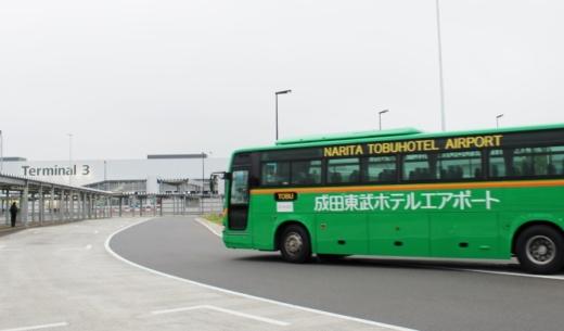 LCCの早朝便にも間に合う無料シャトルバスを運行する成田東武ホテルエアポート