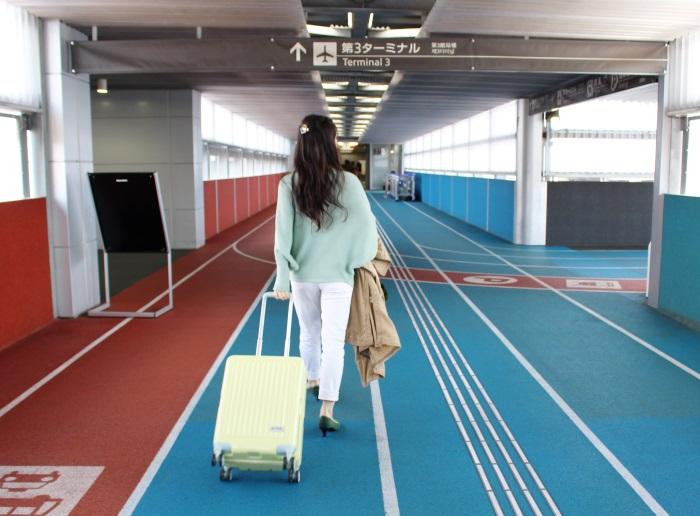成田空港のLCC早朝便は始発だと間に合わない便も