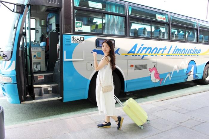 高松空港リムジンバス(ことでんバス)で高松市内へ