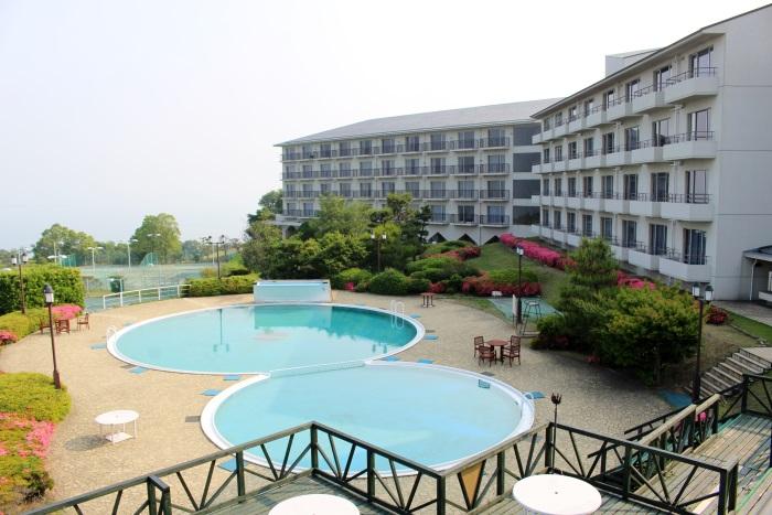 今回小豆島の宿泊先に選んだのは「リゾートホテル オリビアン小豆島」