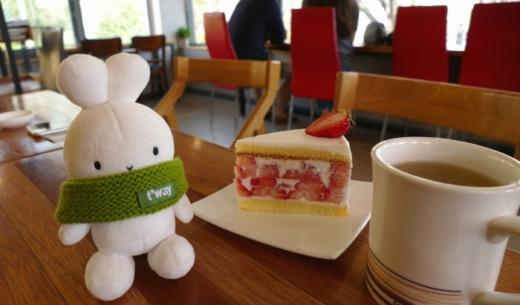 LCCティーウェイ航空の直行便が就航する韓国・大邱の人気カフェ