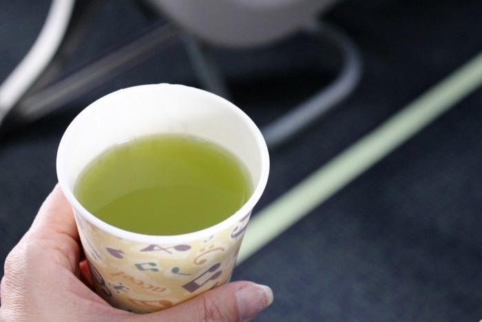 佐賀の銘茶・嬉野茶がおかわり自由で200円はお得
