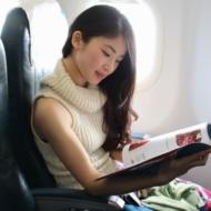 女子旅にも快適なLCC春秋航空のフライト