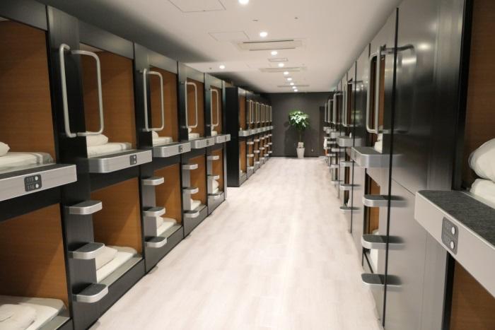 カプセル室
