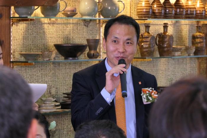 チェジュ航空の高京杓(コ・ギョンピョ)取締役