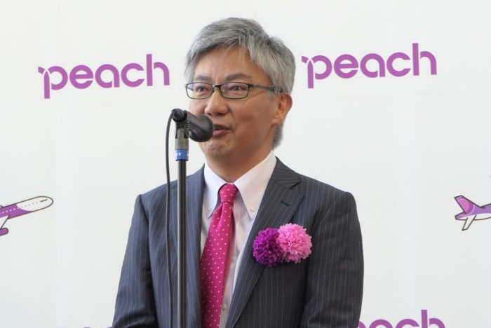 仙台国際空港株式会社 岩井卓也 取締役社長