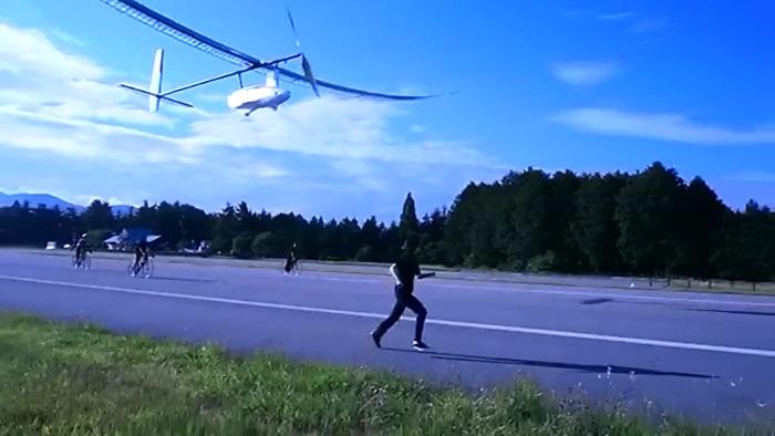 名古屋大学 人力飛行機製作サークルAirCraftの活動の様子