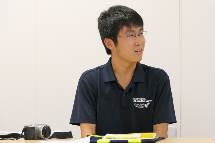 名古屋大学・山田 隆博さん