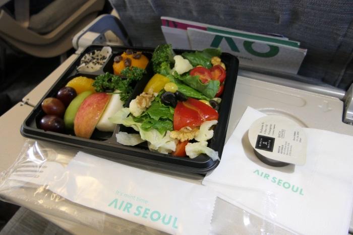 「健康弁当」(12000ウォン・1200円)