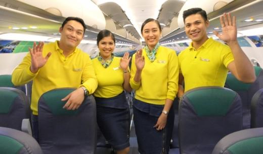 中部国際空港とフィリピン・マニラを結ぶLCCセブパシフィック航空の客室乗務員