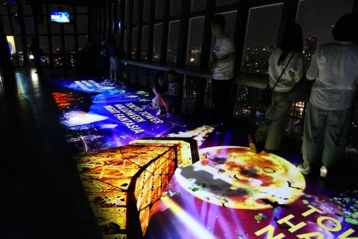 「TOKYO TOWER HALLOWEEN NIGHT FANTASIA」を開催中