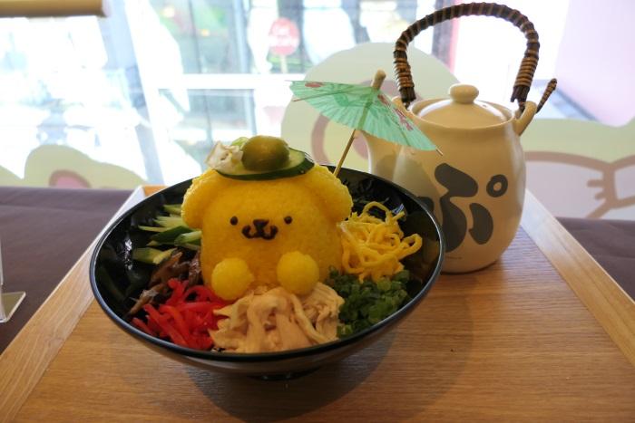 「奄美名物!ポムポムプリンの鶏飯」(税抜1,290円)