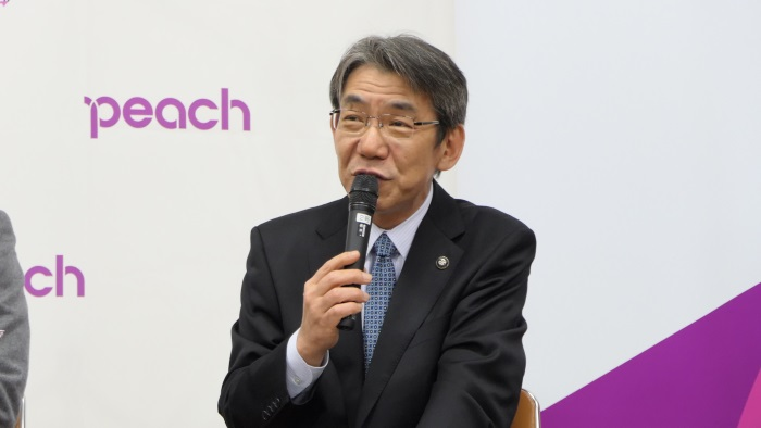 蝦名大也 釧路市長