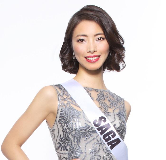 モデルは2016ミス・ユニバース・ジャパン佐賀県代表の斎藤奈紀さん